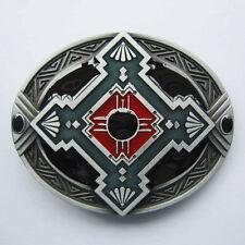 * Native American Southwest Indianer Indian DEsign Buckle Gürtelschnalle * 575