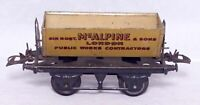 Hornby 0 Gauge No.1 Side Tipping wagon - Sir R McAlpine & Sons - T4 chassis