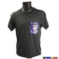 TCU HORNED FROGS Men Size Small Gray T Shirt