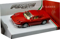 FERRARI 246 GT DINO 1:43 Model Die Cast Toy Car Cars Racing Diecast Miniature