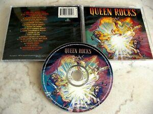 QUEEN ROCKS CD 1997 EMI UDEN MADE IN HOLLAND