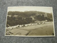 Glamorgan  postcard -- Beach tents @ Langland Bay - Mumbles
