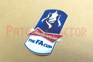FA Cup Final Badge 2012-2014 Soccer Patch / Badge