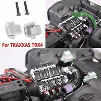 Para TRAXXAS TRX4 RC Coche Frontal Cáscara Columna Heightening Metal Recambios