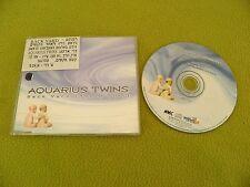 Aquarius Twins - Back Yard - 1996 Israel Promo / DJ Guy Sebbag & Arik Rudich