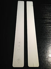 """Apple Cinema Display A1082 23"""" Power Button Strip Parts White Side Covers"""