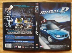 INITIAL D LE FILM DVD COURSE VOITURES DRIFT DEFI MEILLEUR CONDUCTEUR VITESSE