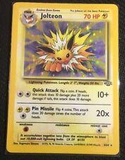 Light Play Jungle Pokémon Individual Cards