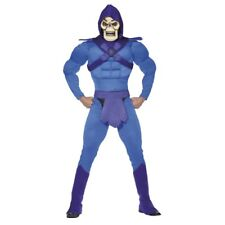 He-Man Masters of Universe Skeletor Fancy Dress Costume Adult 80's Stag TV Ad
