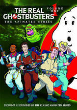 The Real Ghostbusters: The Animated Series - Volume 1 (DVD, 2016) NEW