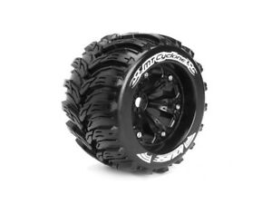Louise MT 3.8 CYCLONE 1/8 Komplettrad Summit Traxxas Hpi 17mm  - LOUT3220BH