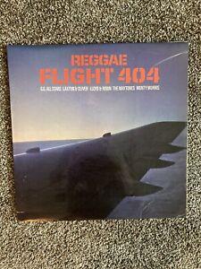 Reggae Flight 404 - Various Artist - Vinyl LP -  EX/VG+.  TBL 115.  See Pics