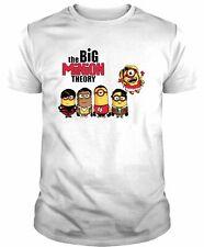Camiseta The Big Bang Theory Sheldon Cooper Penny Bazinga Sbt018 SIL