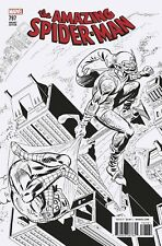 AMAZING SPIDERMAN 797 1:1000 ANDRU REMASTERED B&W SKETCH VARIANT RED GOBLIN NM