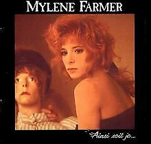 Ainsi soit je de Farmer, Mylène | CD | état bon