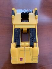 1984 Hasbro Takara Japan Transformers G1 Sunstreaker Parts Lot