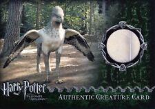 Harry Potter POA CREATURE CARD BUCKBEAKS FEATHER #194/390