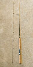 """St. Croix Wild River 9'0"""" 2 piece Spinning Rod Used"""