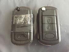 Refurbishment Service for Range Rover Sport 3 Button Remote Flip Key Repair Mend