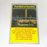 The Best of The 50s Cassette Tape