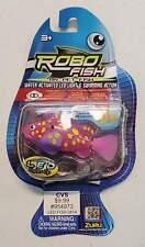 Zuru Robo Fish My Pet Fish Water Activated LED Light & Swim Action