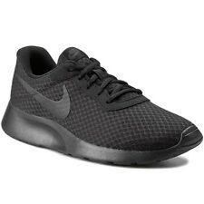 Nike Tanjun Running Shoes Black/Black 812654 001 Men's Fast Shipping