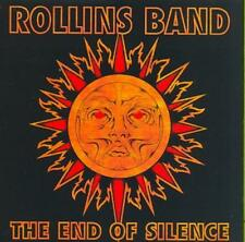 HENRY ROLLINS/ROLLINS BAND - THE END OF SILENCE NEW CD