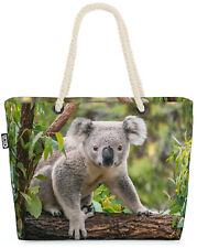 Koala Beach Bag Foto Tier Park Zoo Koalabär Bär Baum Eukalyptus Australien