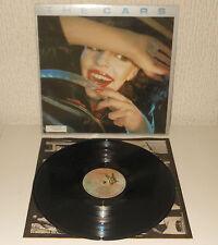 THE CARS Self Titled 1978 LP Original Canada Elektra Records Vinyl