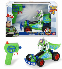 Dickie 203154000 - Toy Story 4 - RC Buggy with Buzz - Neu