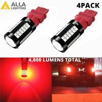 LED Red Brake Tail Light Bulb  & Turn Signal Light Bulb for 2009-2014 Ford F-150