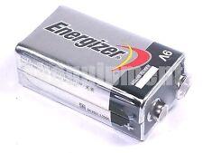 Energy 9 Volt PP3 6LF22 6LR61 Alkaline Battery 9v Block Battery x2