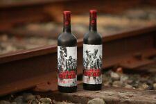 Walking Dead Wine Variety Pack!  Two Different Wines!! **6 BOTTLES, 3 OF EACH**