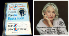 Royal Canadian Air Force Exercise Plans Physical Fitness HELEN MIRREN Health FIT