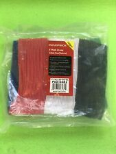 6 inch Cable Ties (Velcro) MonoPrice Mix Color 120 pcs Hook and Loop