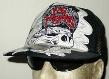 NWT Licensed Sons of Anarchy Los Mayans SKULL Trucker  Snapback   Hat SICK LID!