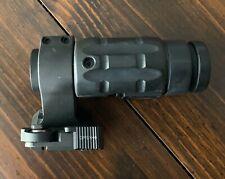 Aimpoint 3x Magnifier with Larue LT755 QD Pivot Mount