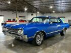 1965 Oldsmobile Cutlass 442 Tribute 400 V8, FLOOR-SHIFT AUTOMATIC TRANS, DATE CORRECT 400 V8, CLEAN IN/ OUT