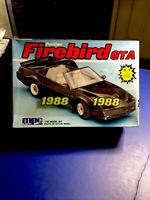 Mpc Ertl 1988 Pontiac Firebird GTA 2n1 1/25 #6209 Factory Sealed In 87' mint kit
