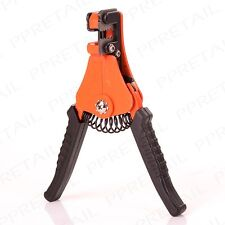 STRONG AUTOMATIC WIRE STRIPPERS 170mm 22-8 AWG/Gauge Electric Cable Plier Tool