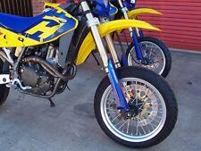 Husqvarna SMR 450 2005 R&G Racing Fork Protectors FP0038BK Black