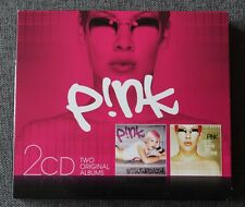 Pink, missundaztood & can't take me home, box 2 CD