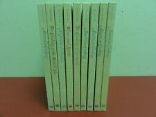 Time Life Books  Foods of the World  HC  1960's and 1970's  Set of 9