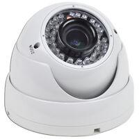 Sony 800 TVL 2.8.12mm MP Lens 42 Smart IR LED 120 Feet IP66 Lighting-Proof