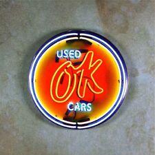 Vintage Advertising Neon Sign Fridge Magnet 2 1/4