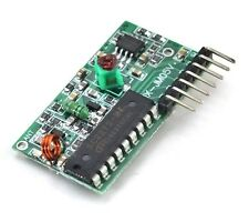 315Mhz IC2262/2272 Wireless Remote Control RF Transmitter + Receiver Arduino