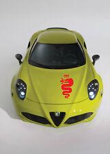 Adesivo Alfa Romeo biscione cofano mito 4c 147 giulietta giulia 156 159 gt rosso