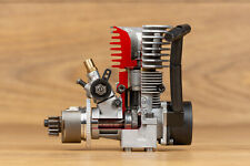 Cutaway Sectioned Display Thunder Tiger Pro 18BX Nitro Engine