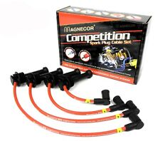 Magnecor 8mm Ignition HT Leads Wires Cable Bentley Turbo 1994-1995