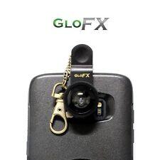 4-in-1 Kaleidoscopic Phone Camera Lens Kit by GloFX Premium Fish Eye & Macro